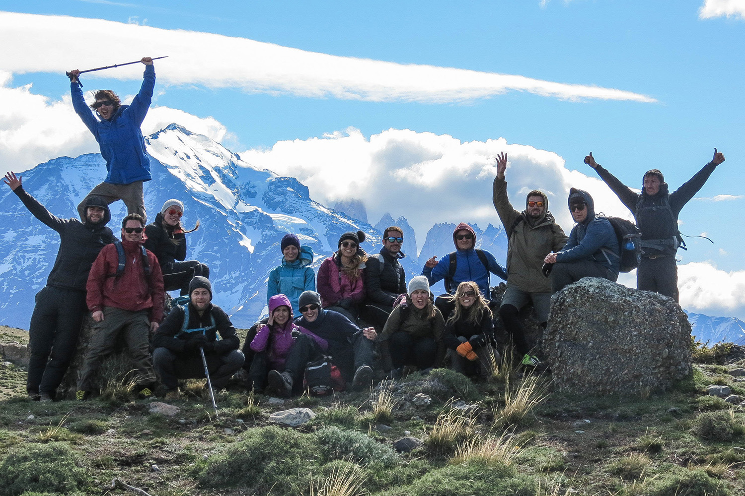 tours and travel in chile, Torres del Paine, 1