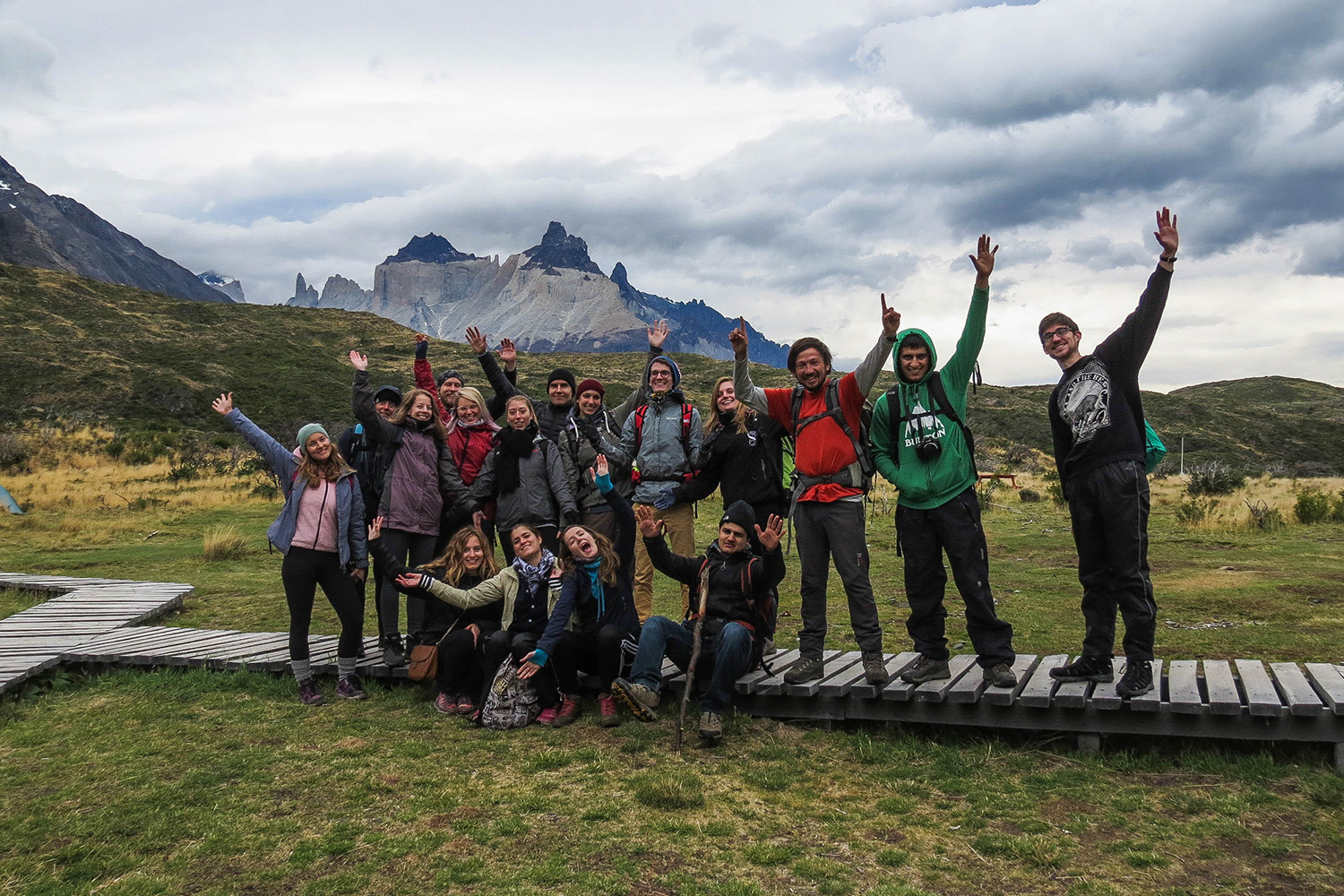 tours and travel in chile, Torres del Paine, 3