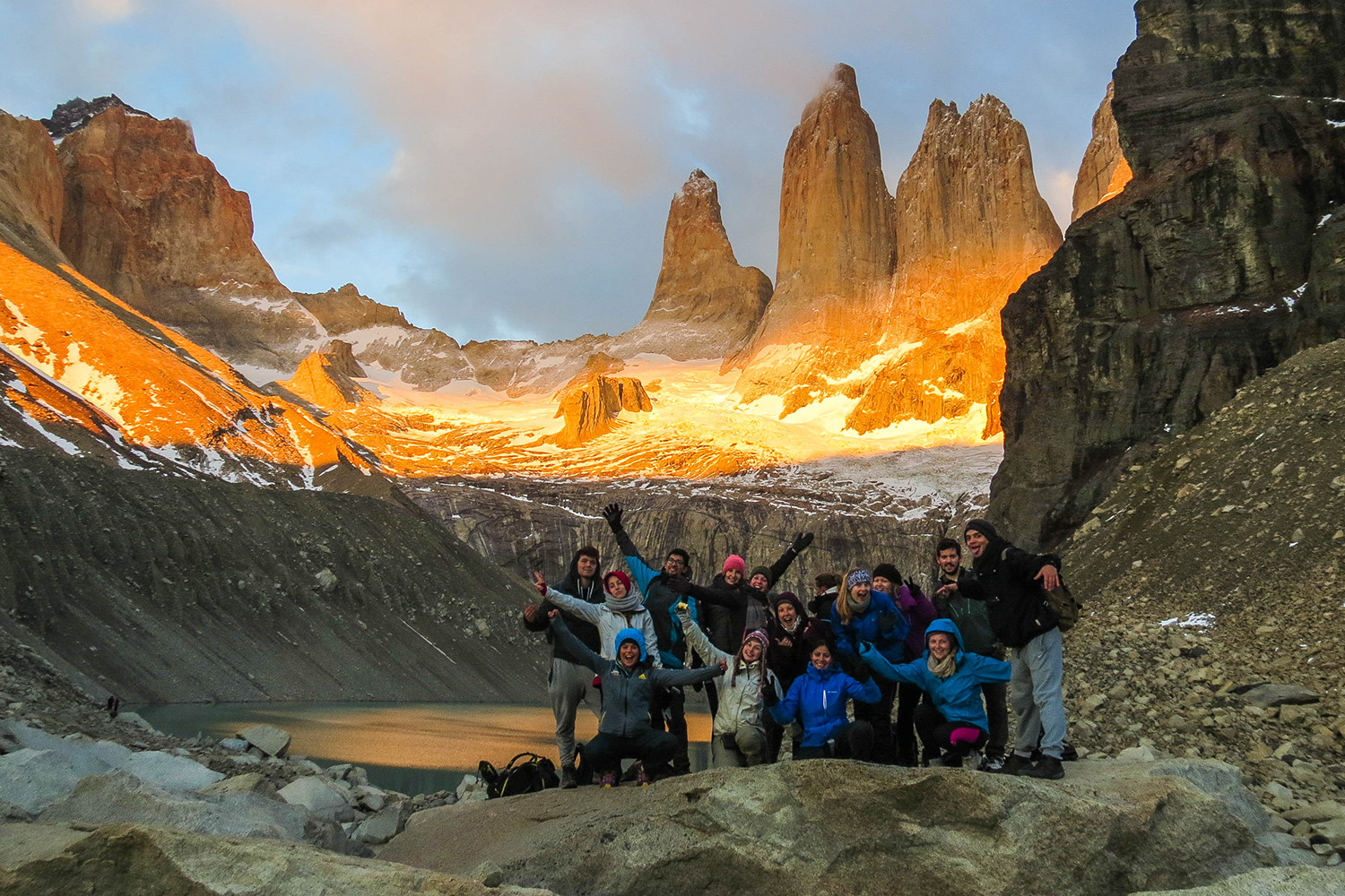 tours and travel in chile, Torres del Paine, 7