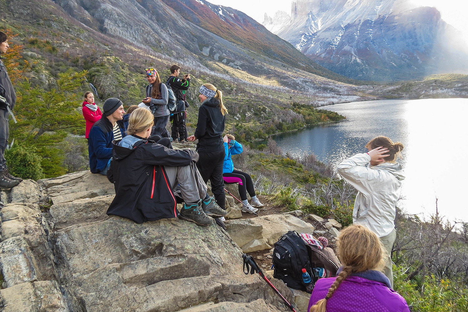tours and travel in chile, Torres del Paine, 8
