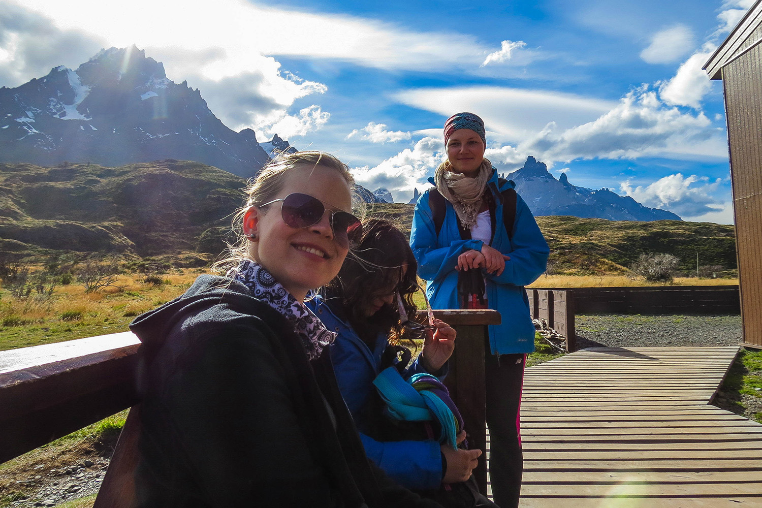 tours and travel in chile, Torres del Paine, 14