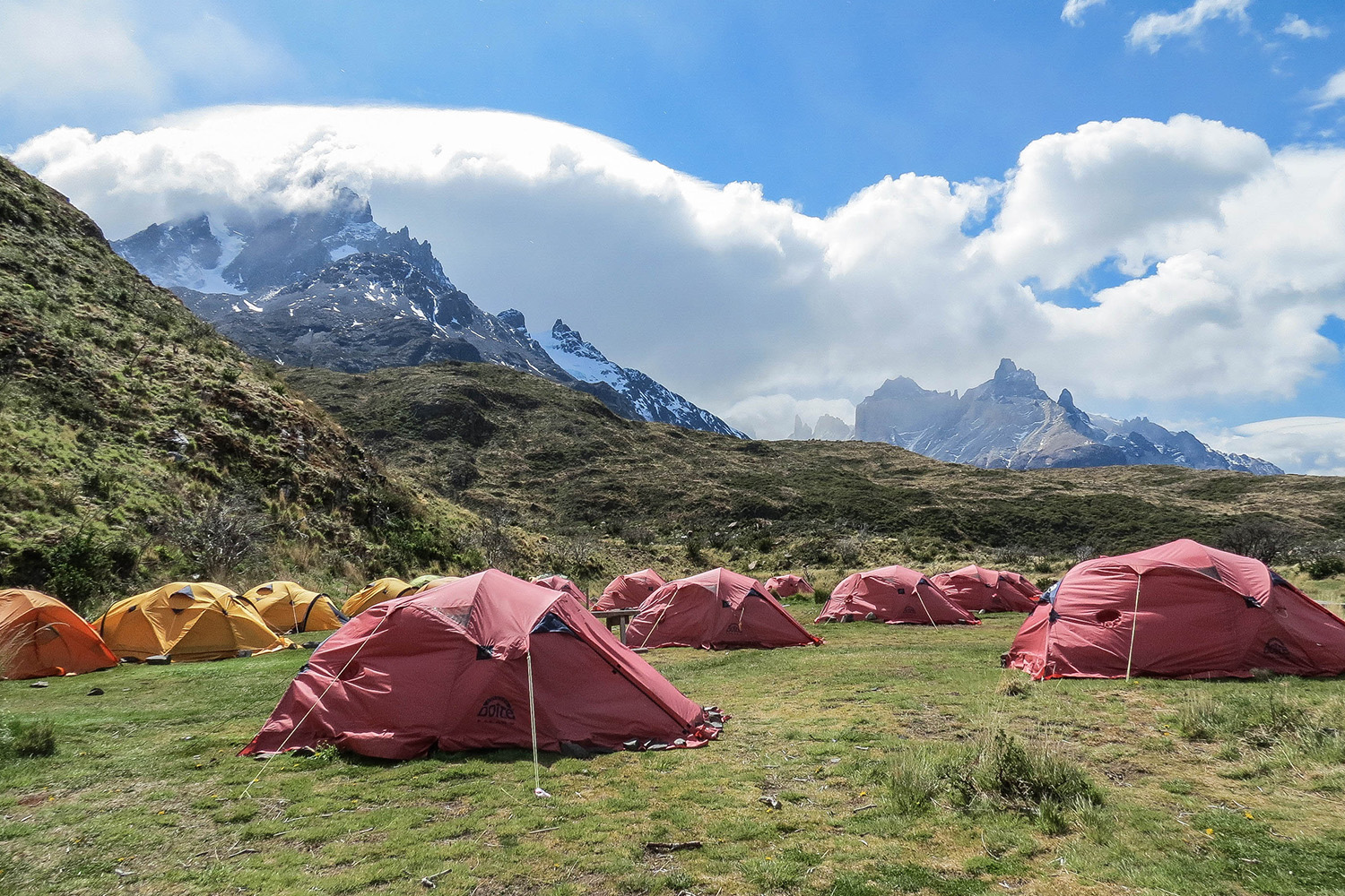 tours and travel in chile, Torres del Paine, 19